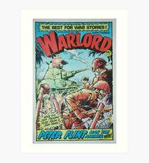 Warlord - Peter Flint Art Print
