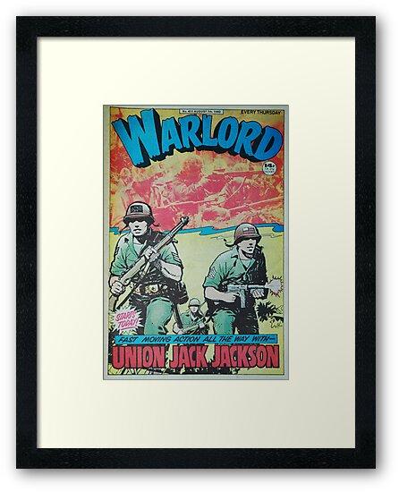 Warlord - Union Jack Jackson by James Stevens