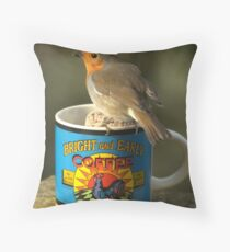 Bright and Early Throw Pillow