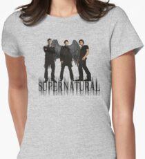 Supernatural FanArt Women's Fitted T-Shirt