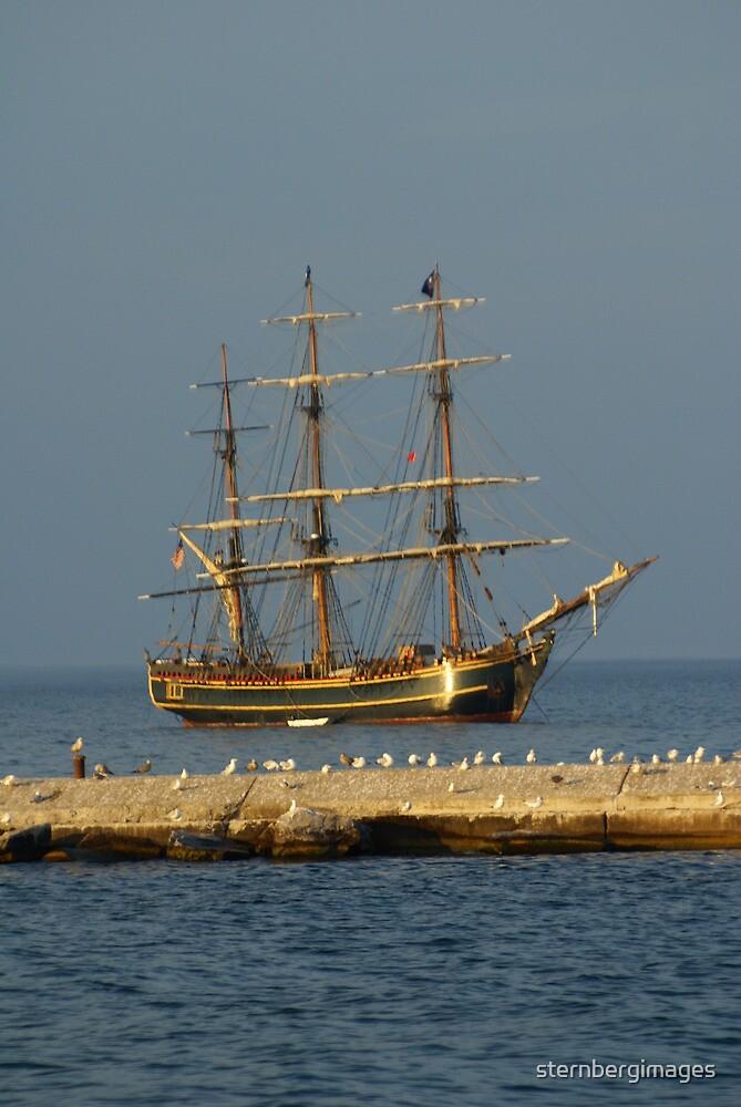 HMS Bounty by sternbergimages