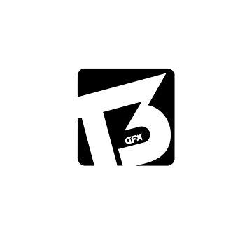 T3GFX Logo Case by T3cowboys