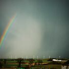 Windmills and Rainbows by James Stevens