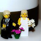 Minifig Wedding by James Stevens
