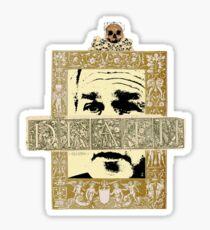 Icons: Señor DEATH Sticker