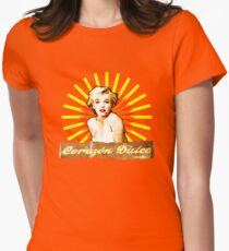 Icons: Miss Dulce Corazón Womens Fitted T-Shirt