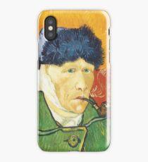 Van Gogh iPhone 5 Case - Self-Portrait with Bandaged Ear  iPhone Case/Skin