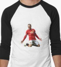 wayne rooney Men's Baseball ¾ T-Shirt