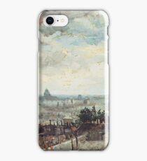 Van Gogh iPhone 5 Case - The Roofs of Paris iPhone Case/Skin