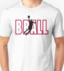 """Basketball """"BBALL"""" Unisex T-Shirt"""