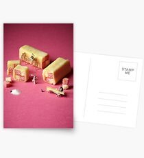 Battenberg builders Postcards
