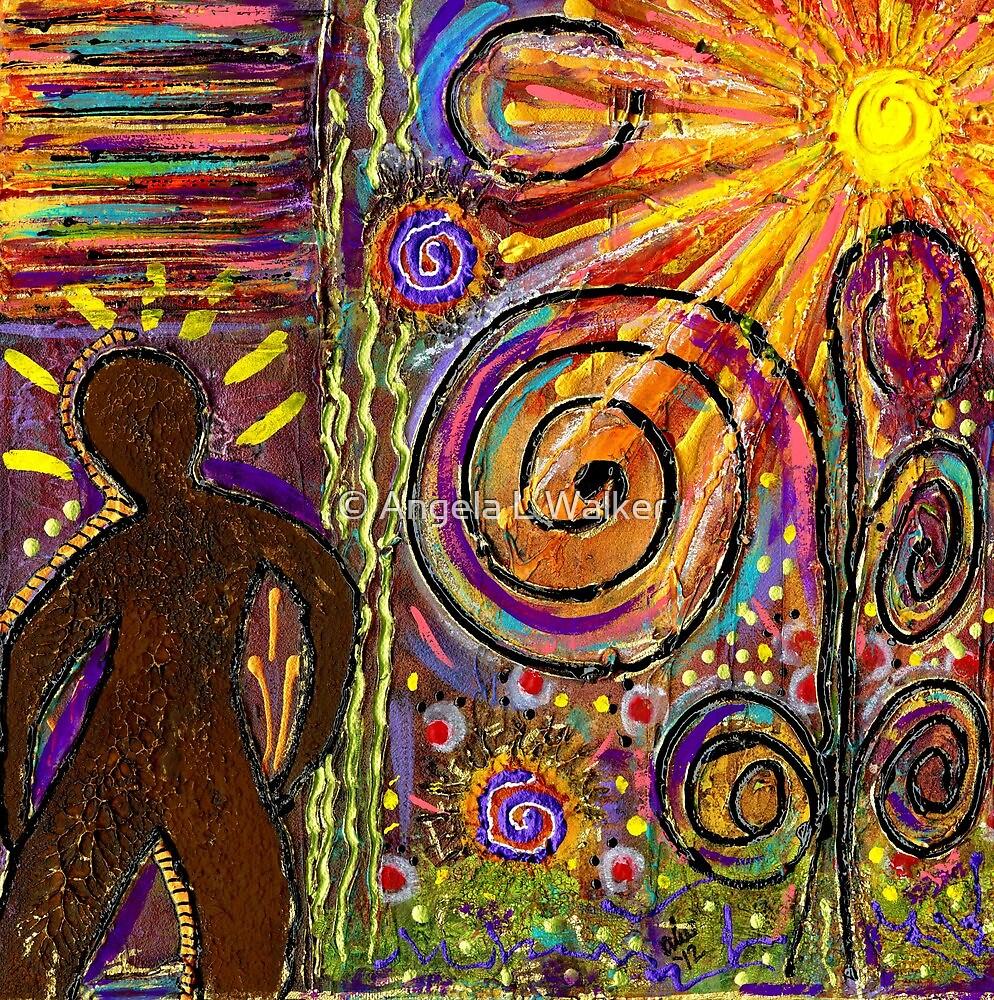 Man in the Sun-FINAL by © Angela L Walker