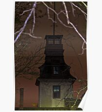 Haunted Tower Poster