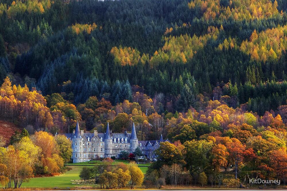 Tigh Mor Hotel Loch Achray by KitDowney