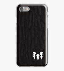 Kodama Tree Spirits iPhone Case/Skin