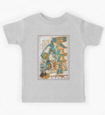 Baller Basketball Hoops Player Kids Tee
