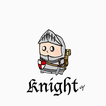 The Knight by CL4P-TP