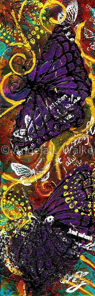Exotic Butterflies I by © Angela L Walker
