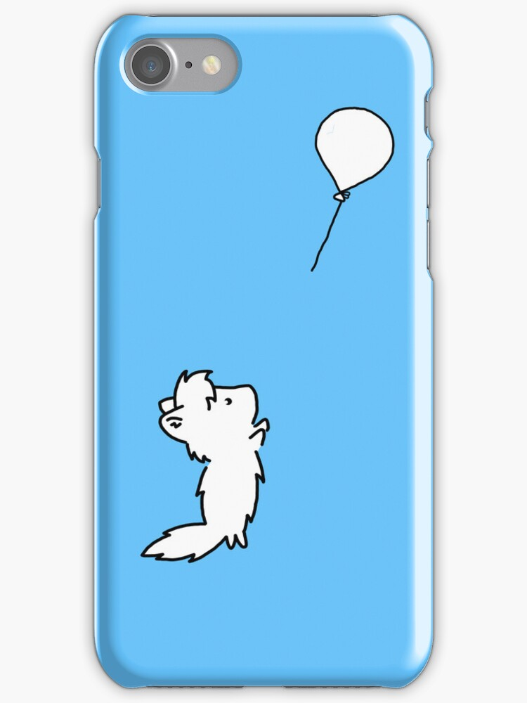 My balloon!! (case) by Mroo
