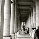 The Long Hallway by Dimple Dhabalia