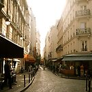 The Latin Quarter by Dimple Dhabalia - Roots in the Clouds