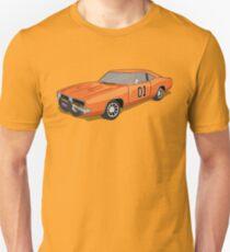 Dukes Of Hazzard (General Lee's Car) T-Shirt