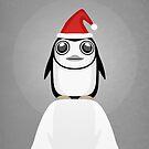 Festive penguin by TimD
