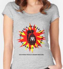 Tucker's Grenades Women's Fitted Scoop T-Shirt