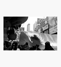 New York Surf (Surrational) Photographic Print