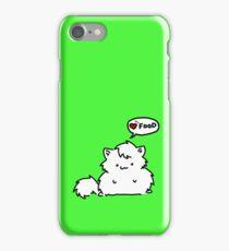 Fat Kitty Mroo!! (case) iPhone Case/Skin