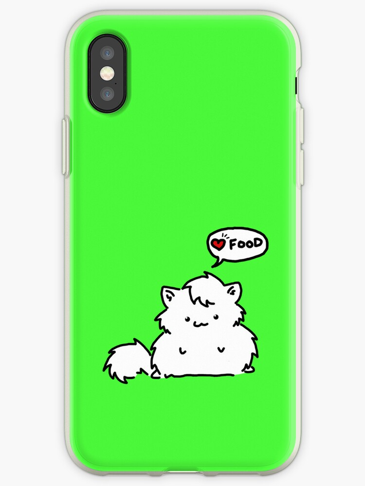Fat Kitty Mroo!! (case) by Mroo