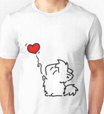 Kitties Love! (shirt) Unisex T-Shirt