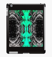 Green Web iPad Case/Skin