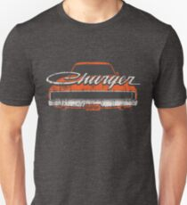 Distressed Charger Unisex T-Shirt