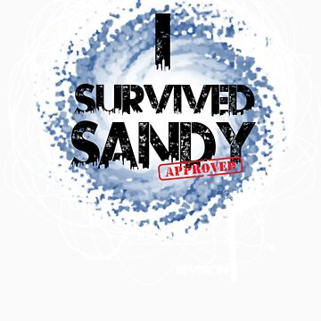 I SURVIVED SANDY TEE :D by MelanieAndujar