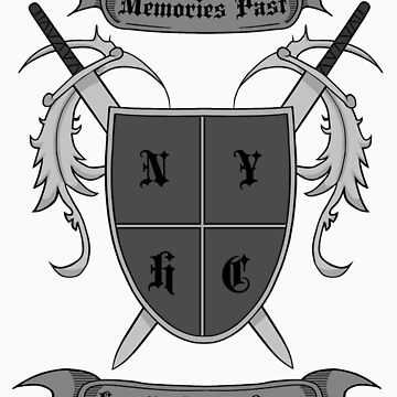 Memories Past Family Crest by sixdesigns