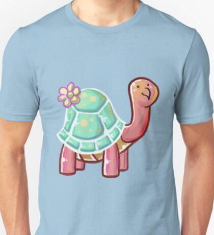 Flower Tortoise T-Shirt