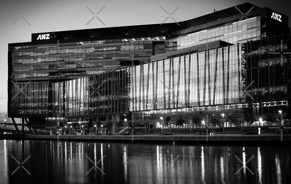 ANZ HQ Docklands 2 by JHP Unique and Beautiful Images