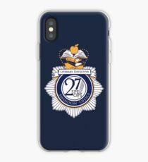 Literary Detective iPhone Case