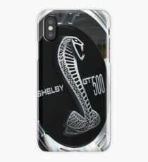 GT500 Shelby  Super Snake iPhone Case/Skin
