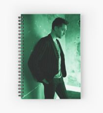 Tom Hiddleston Spiral Notebook