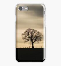 Allander winter tree iPhone Case/Skin