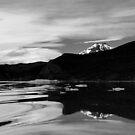 Glacial Lake by jon  daly
