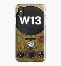 Warehouse 13 - Farnsworth iPhone Case