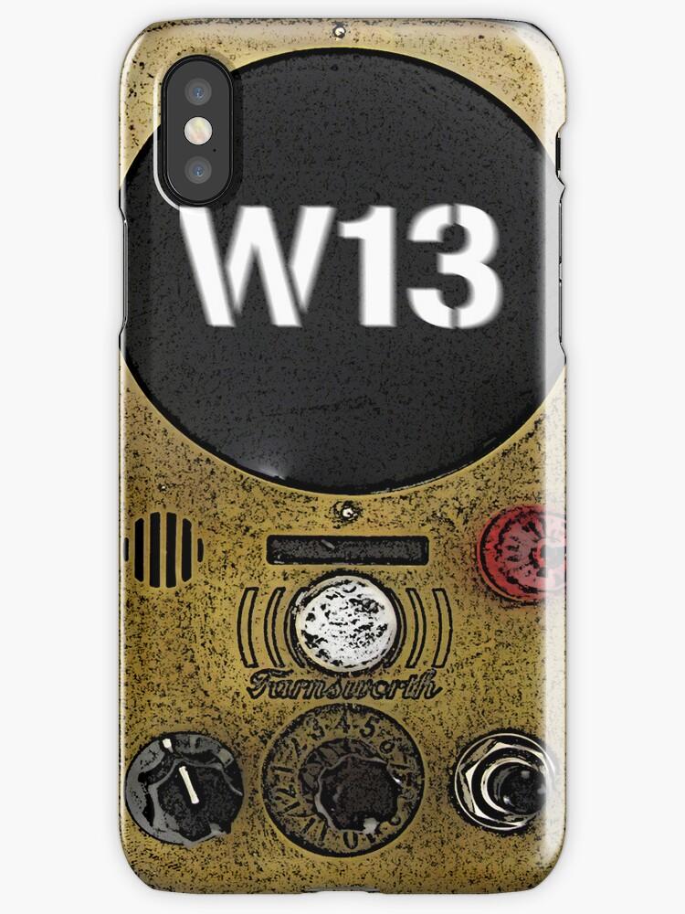 Warehouse 13 - Farnsworth by CJSDesign