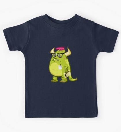 Monster Nerd Kids Clothes