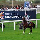 Frankel- British Champion!  by lulu kyriacou