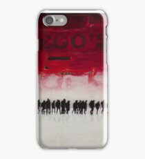 EGO'S iPhone Case/Skin