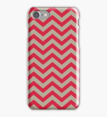 Bold Chevron Pattern 2 iPhone Case/Skin