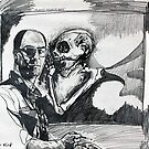 'The Artist Mocked by Death' by Jerry Kirk